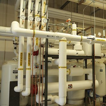 HVAC Cogeneration Projects: at Eastport High School on Long Island